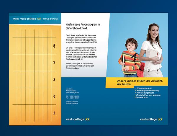 free college brochure