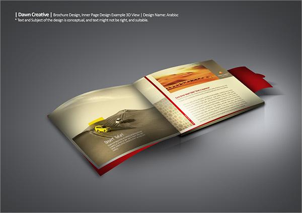 19 tourism brochure