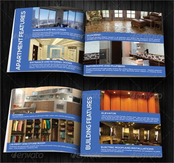 architecture firm brochure