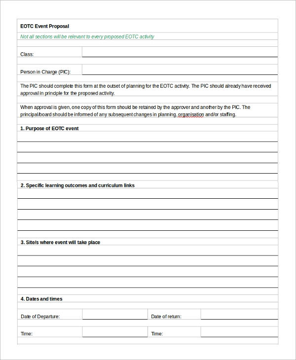 10 Event Planning Checklist Templates Free Sample Example Format – Sample Event Checklist Template