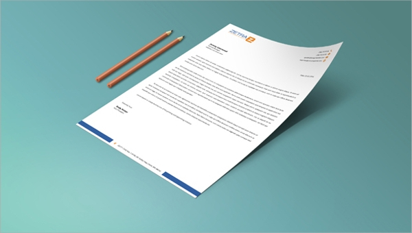 16+ PSD Letterhead Templates | Sample Templates