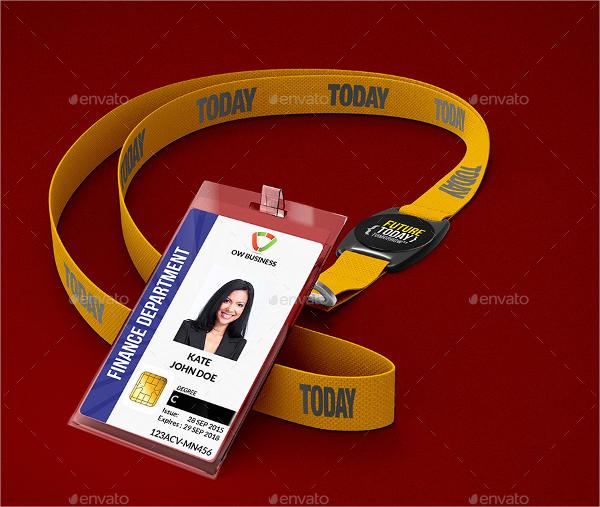 business id card template psd