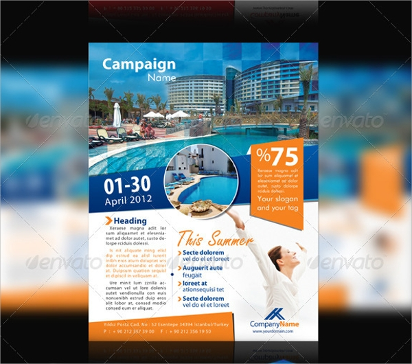 18  best campaign flyer templates