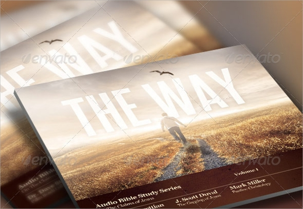 awesome church flyer template