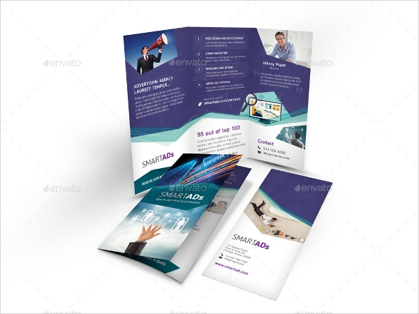 Advertisement Brochures Free Psd Eps Format Download