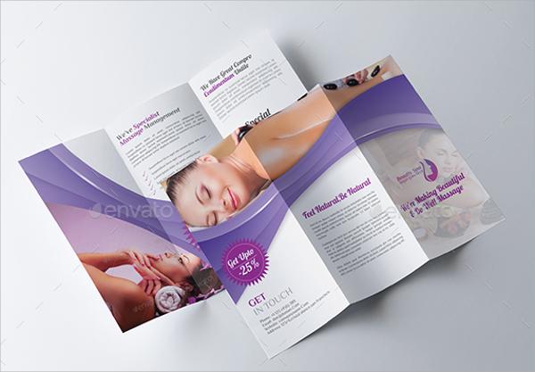 oncology massage brochure