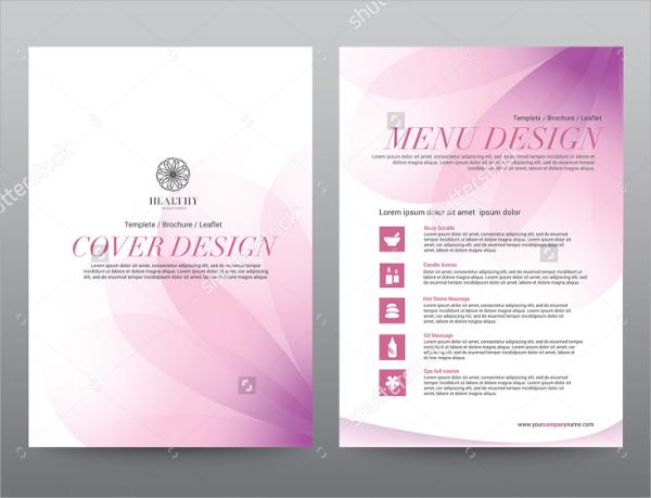 16  massage brochures