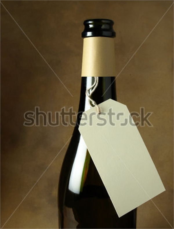 8  wine tag templates
