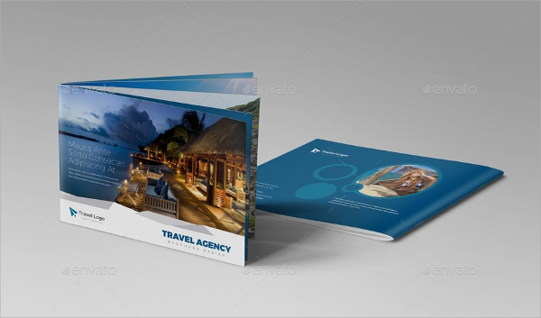multipurpose tourist brochure