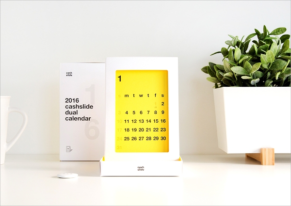 Sample Office Calendar Template  Download Documents In Psd