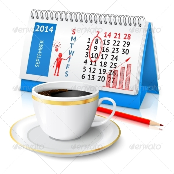 sample office calendar template1