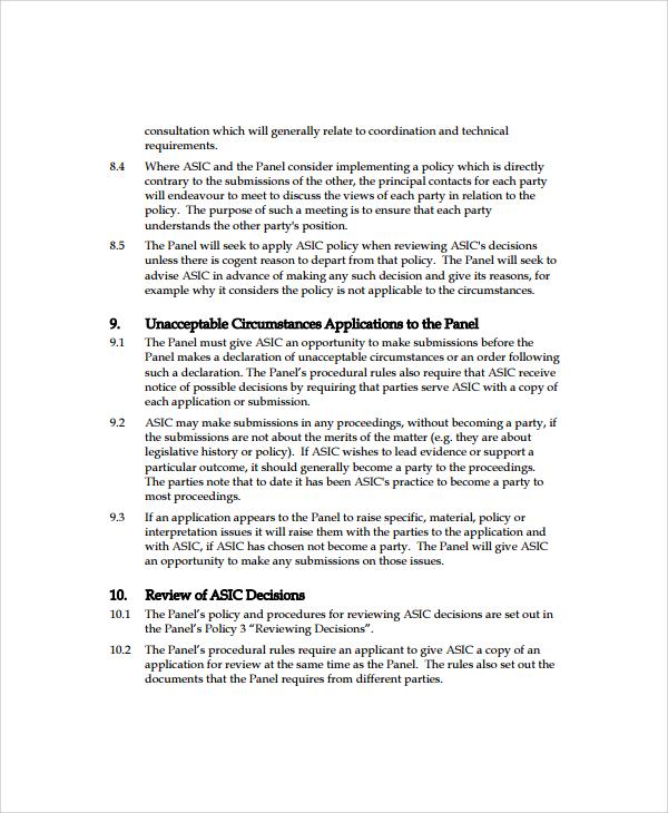 sample standard memo template 6 free documents download. Black Bedroom Furniture Sets. Home Design Ideas