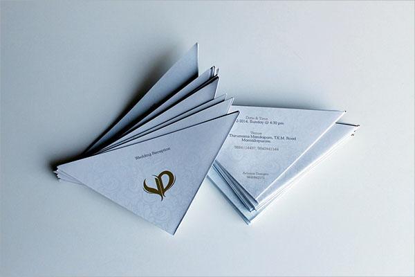 wedding reception invitation template