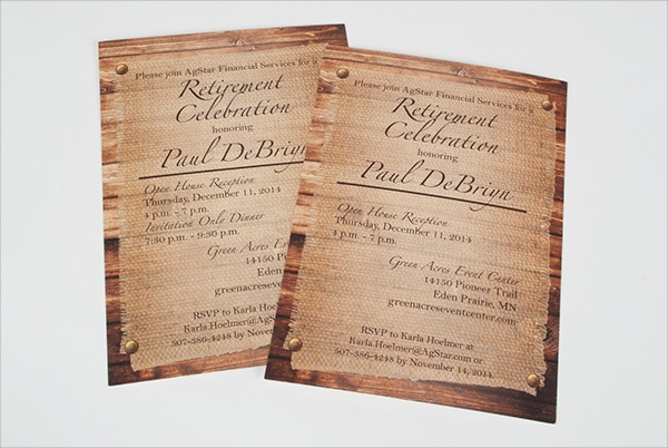 Sample Reception Invitation Template - 6+ Free Documents Download