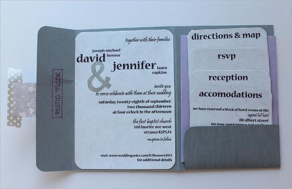 reception invitation template