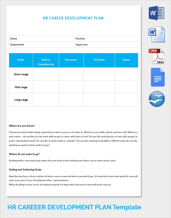 developing a business strategy template - 17 sample hr strategy templates sample templates