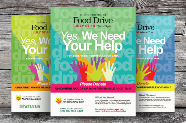 free 23  food flyer templates in psd