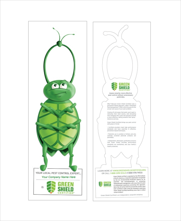 Promotional Product Door Hanger