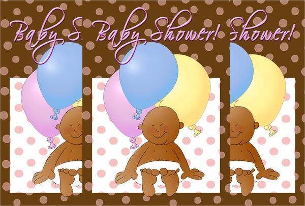 Sample Baby Shower Message   Documents Download In Psd Pdf