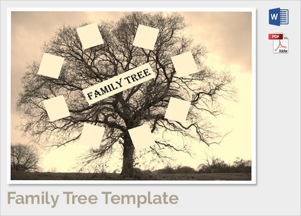 amazing family tree template