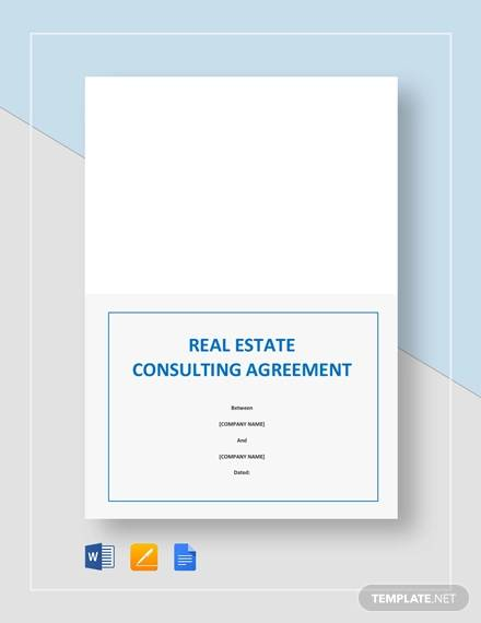 real estate consulting