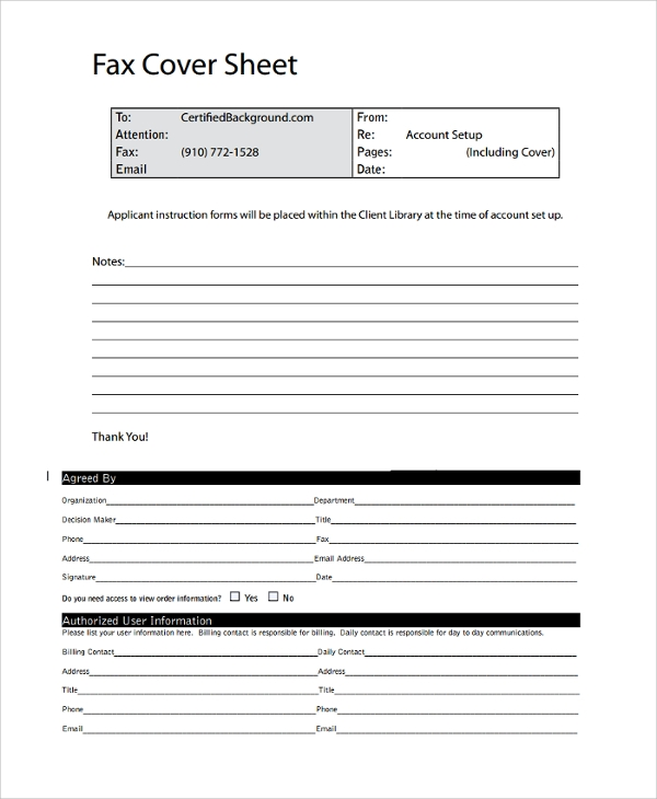 funny fax cover sheet – Fax Templates in Word