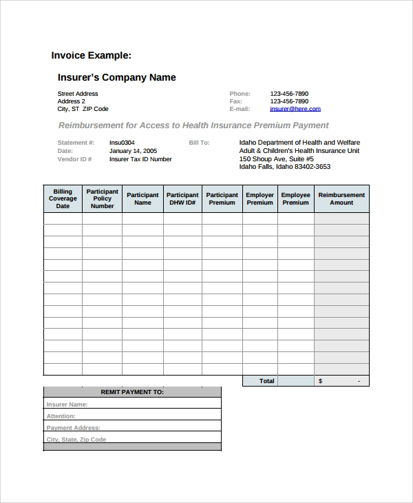 Sample Receipt Templates 19 Free Documents Download In