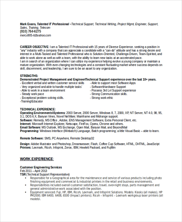 it help desk resume pdf 28 images cool resume