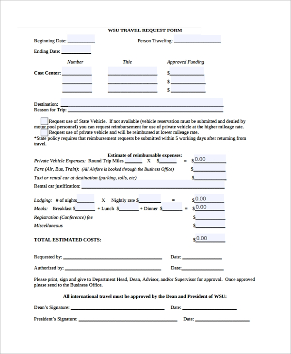 Recruitment Request Form The Best Employee Referral Form Ever The