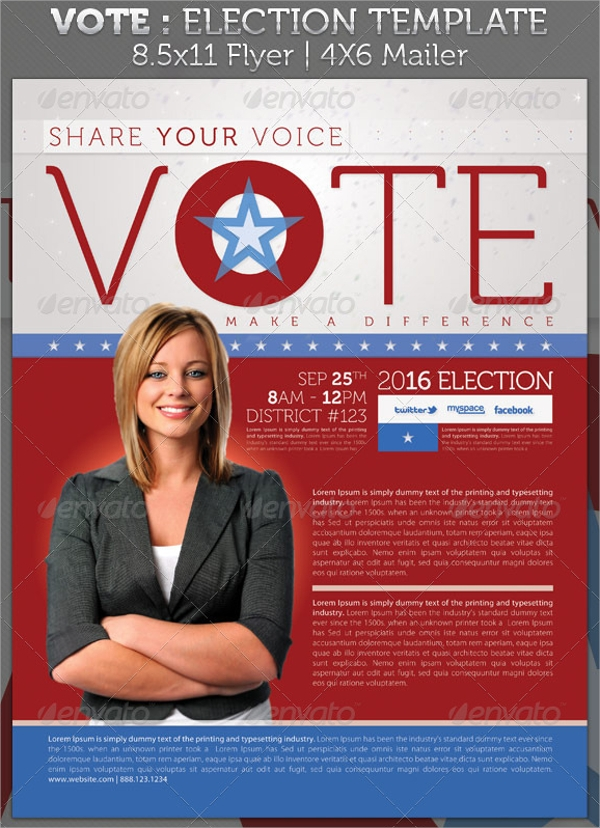 Political Brochures  Psd Vector Eps Format Download