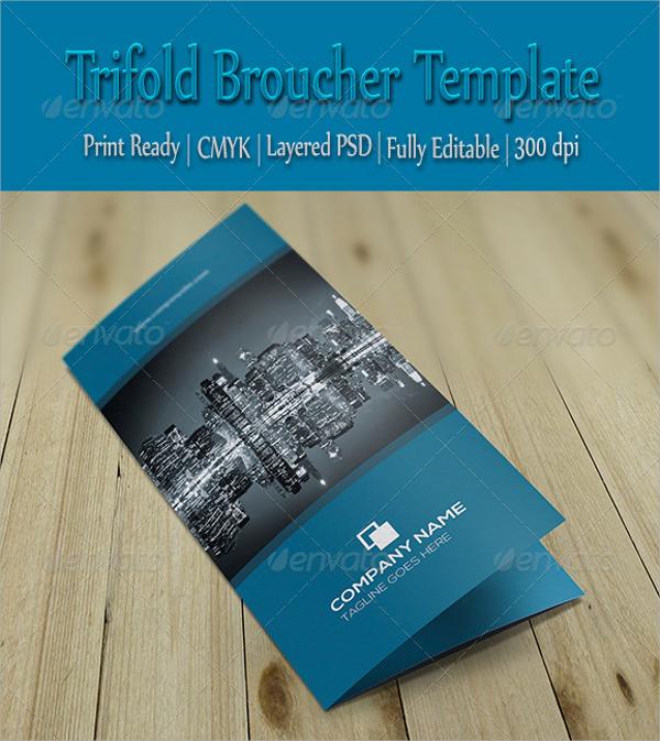 fabulous folded brochure