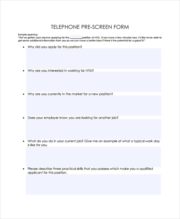 Sample Interview Schedule Template 7 Free Documents Download in – Sample Interview Schedule Template