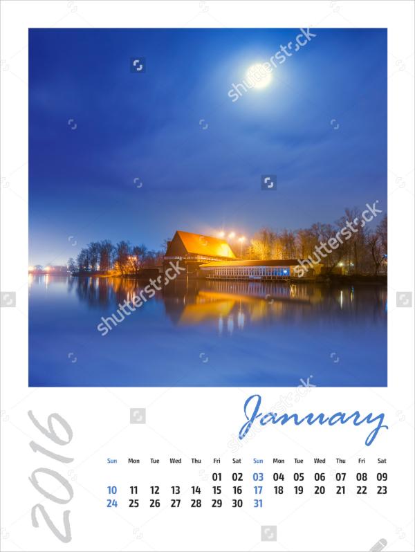 amazing photo calendar