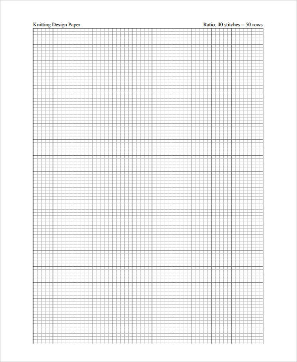 photo about Printable Knitting Graph Paper identified as Pattern Graph Paper - 25+ Files in just PDF, Phrase, Excel, PSD