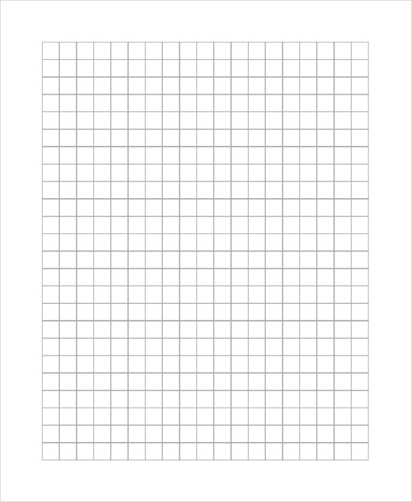 Sample Graph Paper 25 Documents in PDF Word Excel PSD – Word Graph Template