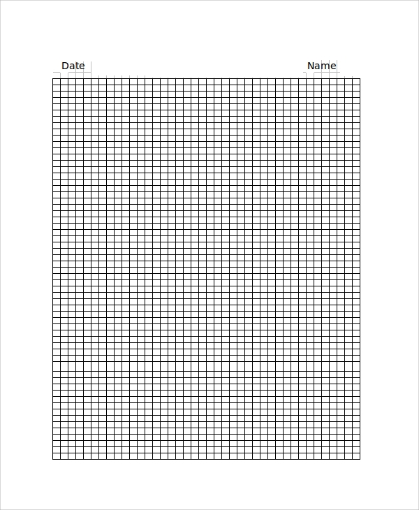 sample graph paper