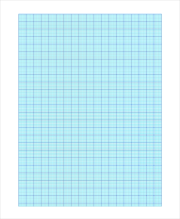 colored graph paper