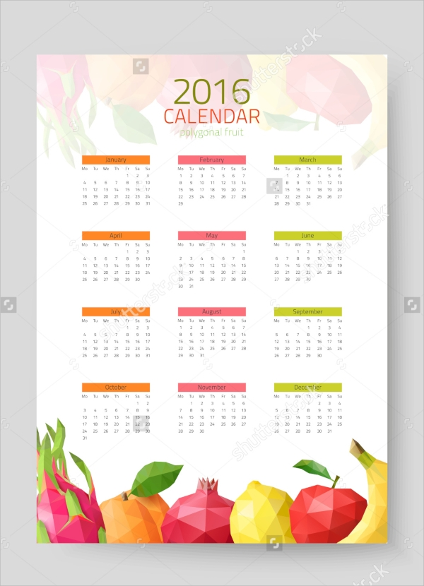 21+ Wall Calendars - Psd, Vector Eps