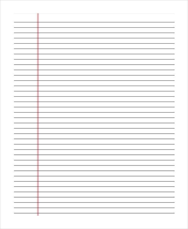 Lovely Double Lined Paper Regarding Double Lined Paper