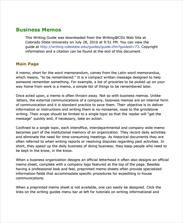 Business Memo Templates Other Size S Simple Word Office Memo Free