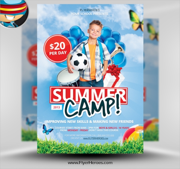 psd camp flyer