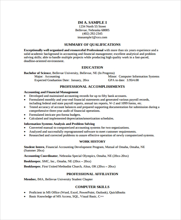 resume summary exles resume summary exles resume