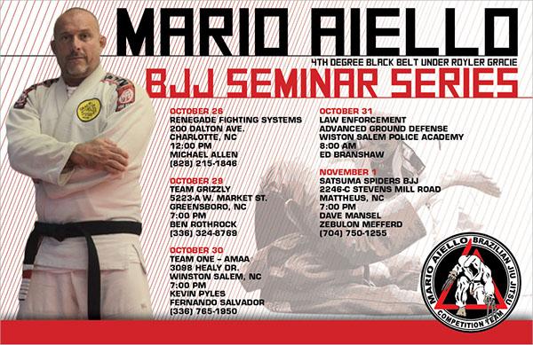simple seminar flyer