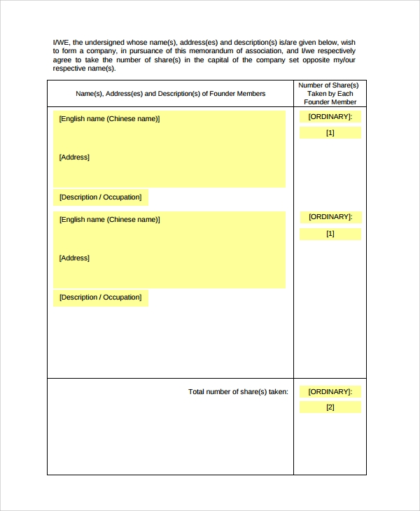 Sample Memo Format   Documents In  Word