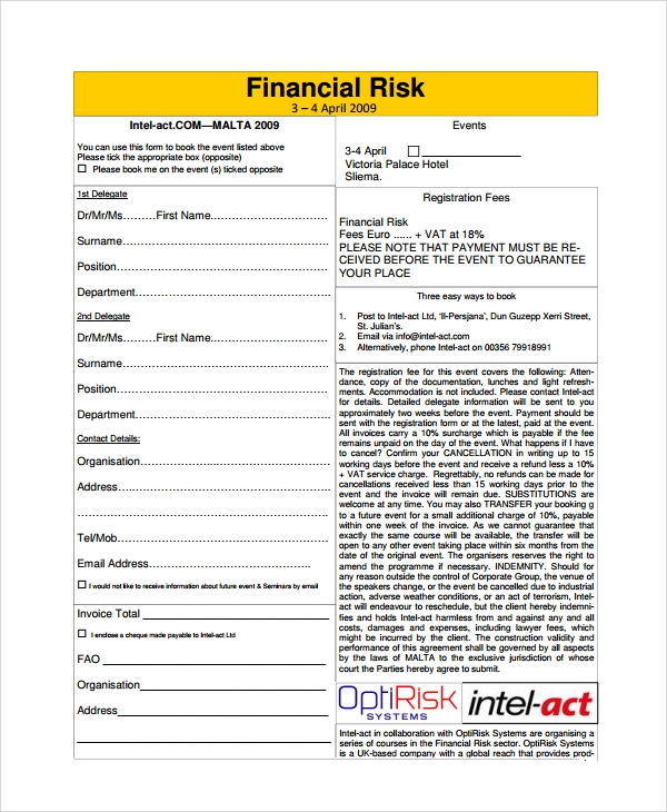 risk analysis meridian vat
