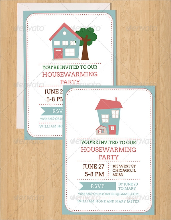 16 housewarming invitation templates psd vector eps What is house warming