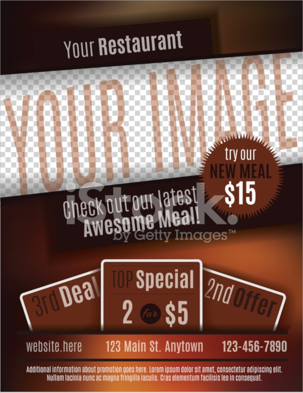 11 Coupon Flyers – Coupon Flyer Template