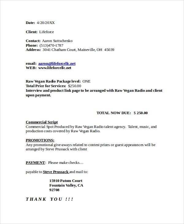 Sample billing statement template trattorialeondoro billing statement template virtuart thecheapjerseys Image collections