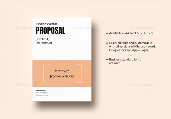 Sample Business Proposal 30 Documents In Pdf Word