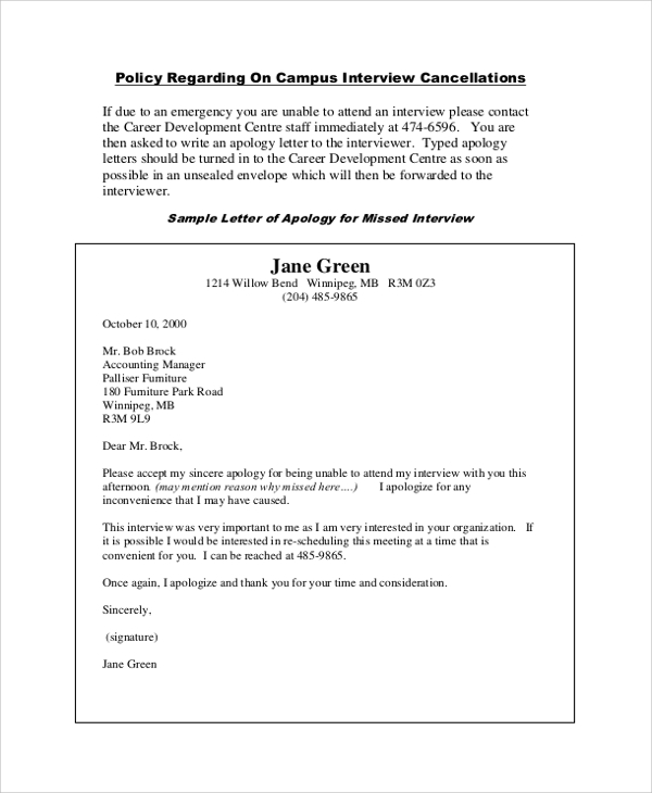 Sample Formal Letter   Documents In Pdf Word